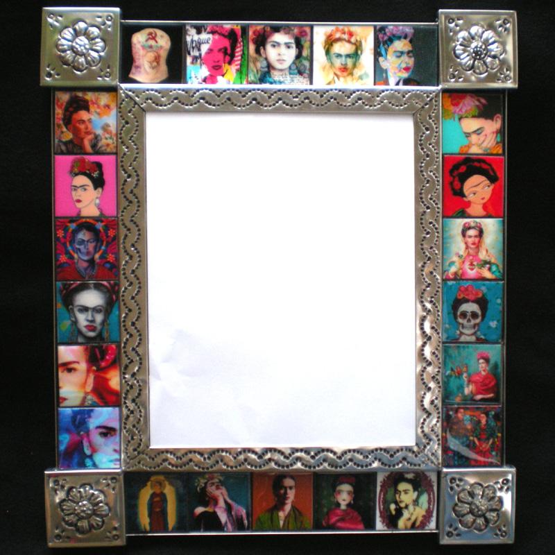 Frida mirror, lg - jal | Frida Kahlo, La Casa di Frida